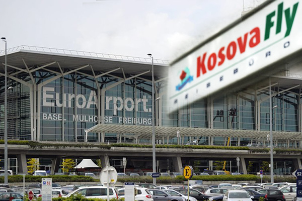 Kosova Fly - Zvicër