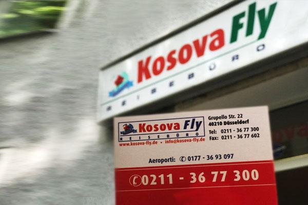 Kosova Fly Düsseldorf