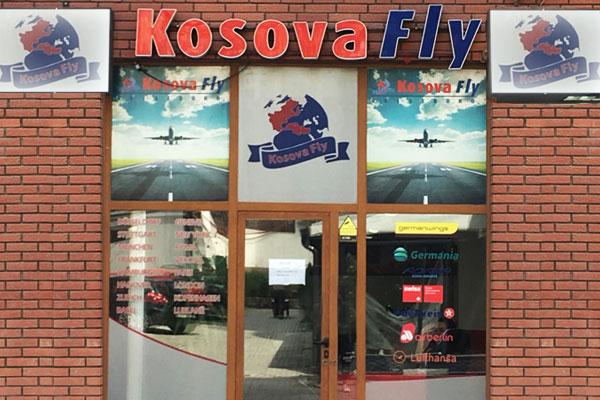Kosova Fly - Kosovë